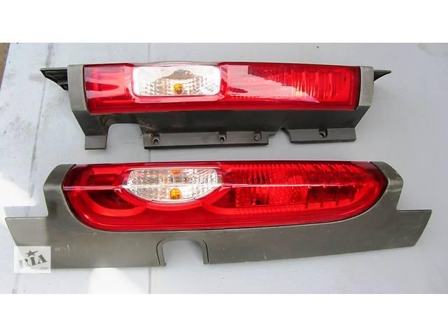 Фонарь стоп правый, левый правий лівий Opel Vivaro Опель Виваро Renault Trafic Рено Трафик Nissan- объявление о продаже  в Ровно