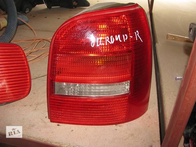купить бу фонарь задний для Audi A6 Allroad 2002 в Львове