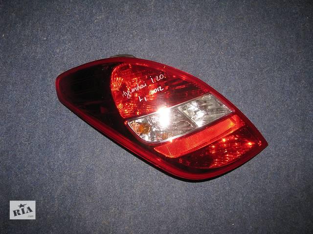 бу фонарь задний для Hyundai i20 2008-12 в Львове