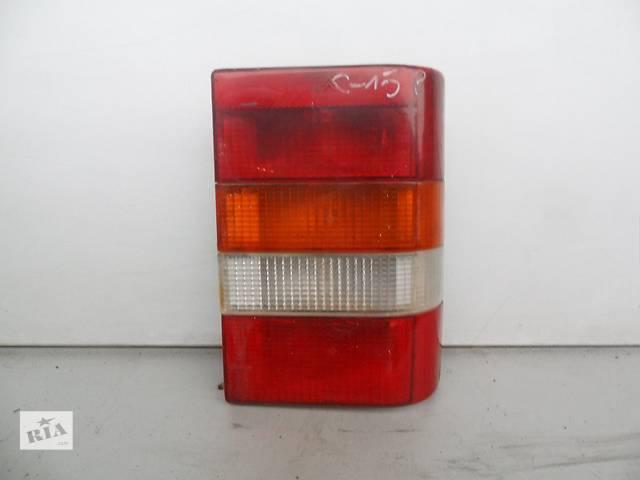 бу  Фонарь задний для легкового авто Citroen C15 (1984-1997) в Луцке