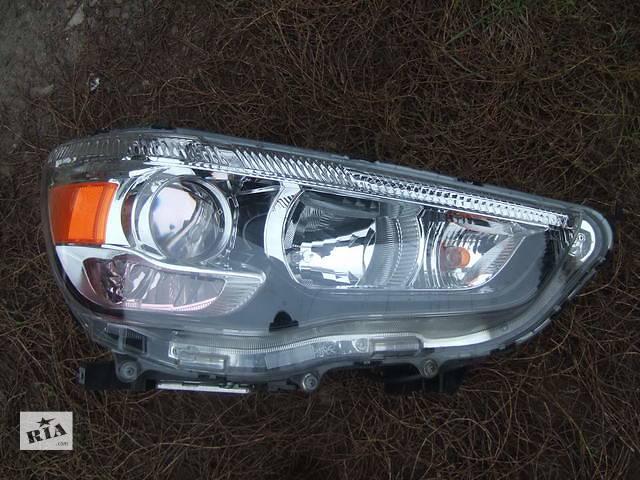 продам Б/у Фара для легкового авто Mitsubishi ASX бу в Ровно