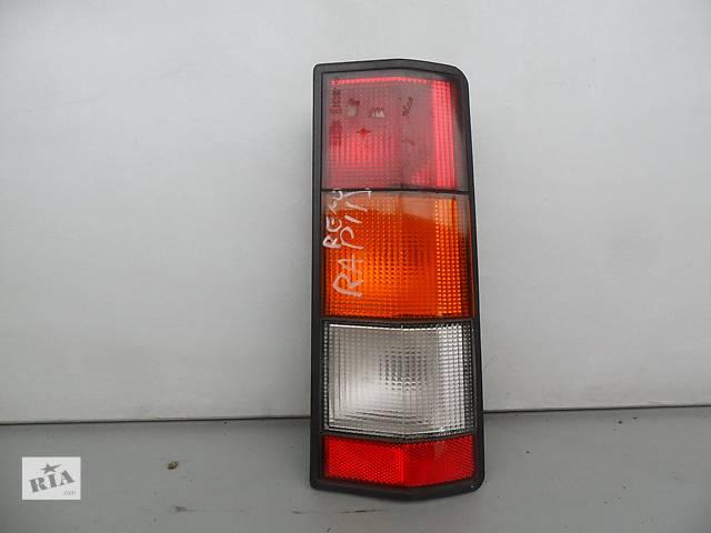 бу  Фонарь задний для легкового авто Renault Rapid (1985-1992) правый в Луцке