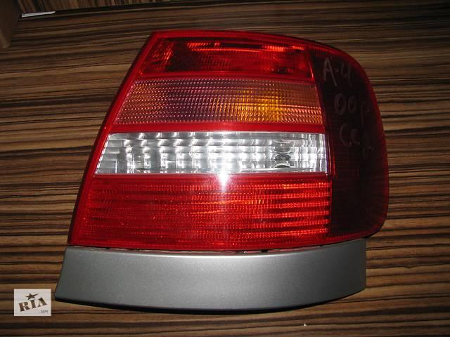 купить бу фонарь задний для седана Audi A4 B5 2000 в Львове