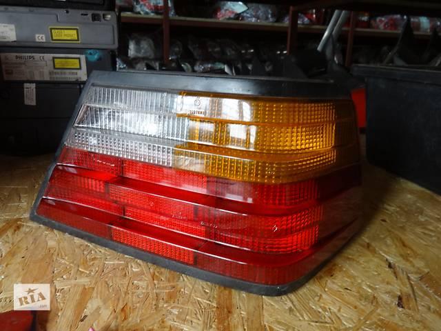 купить бу фонарь задний для седана Mercedes 124 1991 в Львове