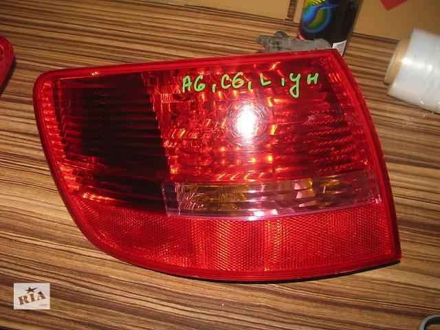 продам фонарь задний для универсала Audi A6 C6 2008 бу в Львове