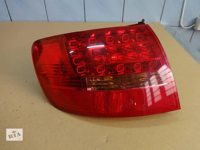 бу фонарь задний для универсала Audi A6 С6 Avant 2005-10 LED в Львове