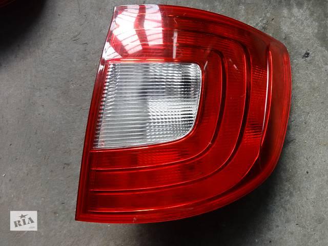 фонарь задний для универсала Skoda SuperВ Combi 2009-12- объявление о продаже  в Львове