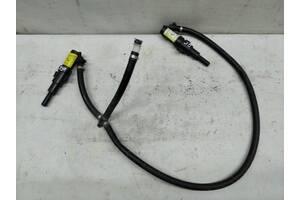 Форсунка омывателя фарправая BMW 3 E46 без распылителя 1307030115