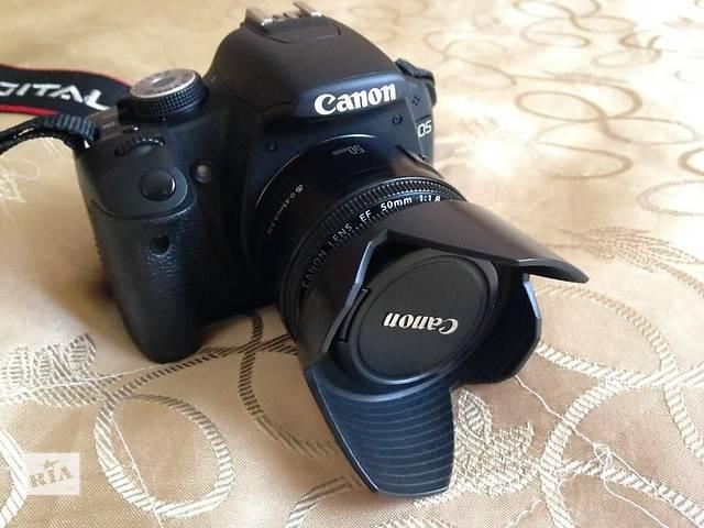 купить бу Фотоаппарат Canon EOS 500D RebelT1i BODY как новый в Ромнах