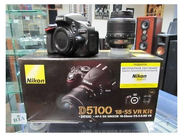 продам Фотоаппарат Nikon D5100\18-55VR бу в Трускавце