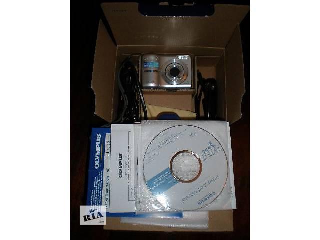 продам Фотоаппарат Olympus FE-210, 7.4 Мегапиксель бу в Гнивани