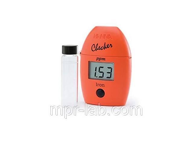 бу Фотоколориметр HI721 Checker НANNA для определения железа 0-5мг/л,Германия в Дубно