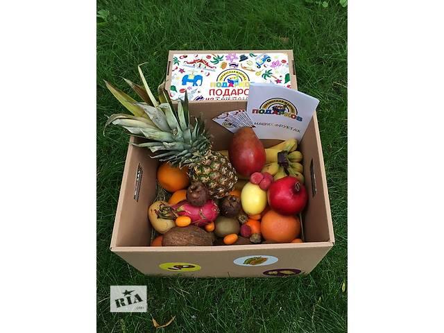 бу Фруктовые коробочки со спелыми экзотическими фруктами,Тайланд в Харькове