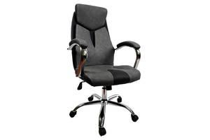 Крісло офісне комп'ютерне THOR GREY OC206