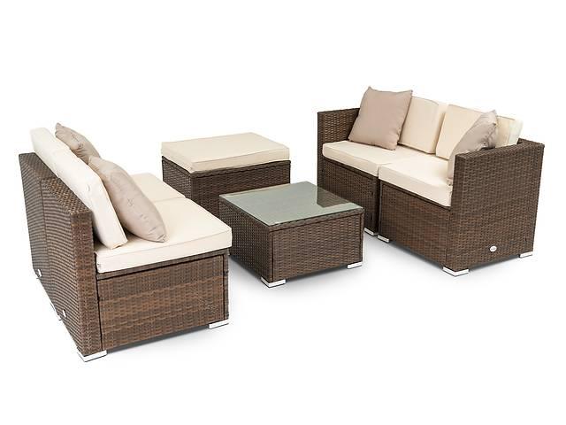купить бу Набор MODENA садовой мебели - черный, серый, коричневый под заказ! в Львове
