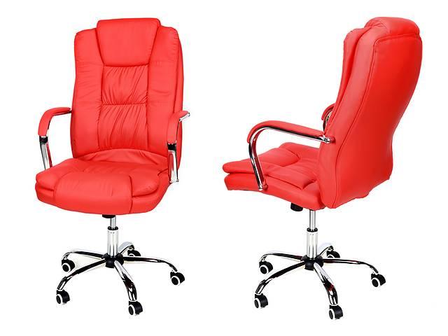 продам Офисное кресло MAX - красный. Под заказ. Вся Украина! бу в Львове