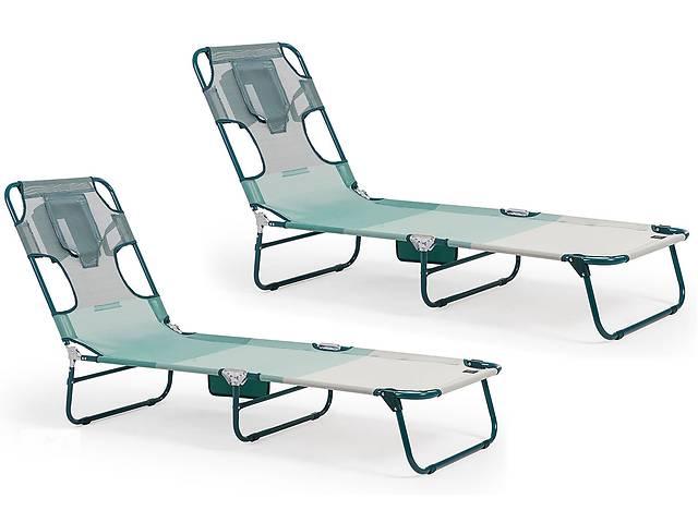 Садовые и пляжные лежаки шезлонги Homekraft BALI 2 шт. Нет в наличии- объявление о продаже  в Львове