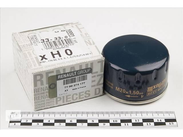 Фильтр масляный  Kangoo 1.9D/1.5dCi/1.4i/1.6i/Trafic/Vivaro h=50mm (низкий)- объявление о продаже  в Луцке