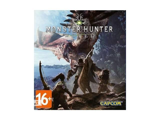продам Игра PC MONSTER HUNTER: WORLD бу в Киеве