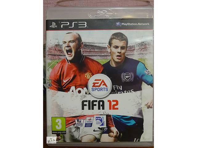Игра FIFA 2012 для Playstation 3- объявление о продаже  в Киеве