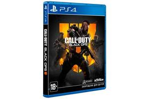 Игра SONY Call of Duty: Black Ops 4 %5bBlu-Ray диск%5d PS4 (88225RU)
