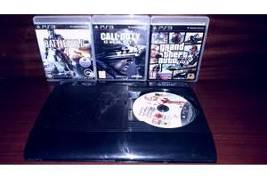 Приставки Sony PlayStation 3