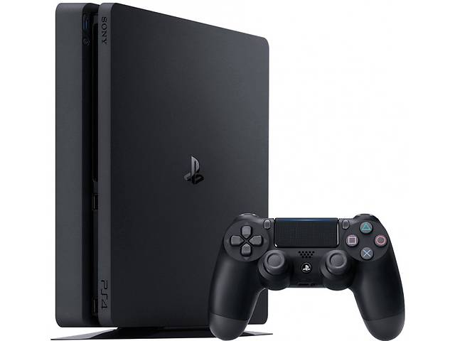 бу Sony PlayStation 4 Slim 1Tb + Game в Харкові