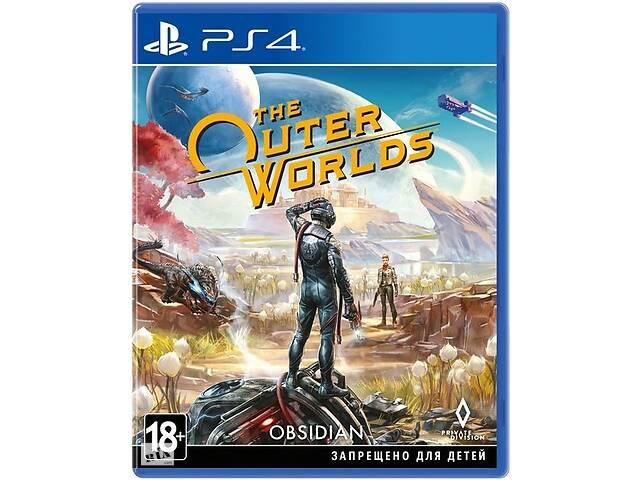 продам Игра The Outer Worlds (PS4,Русскиесубтитры) бу в Киеве