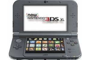 Новые Приставки Nintendo 3DS
