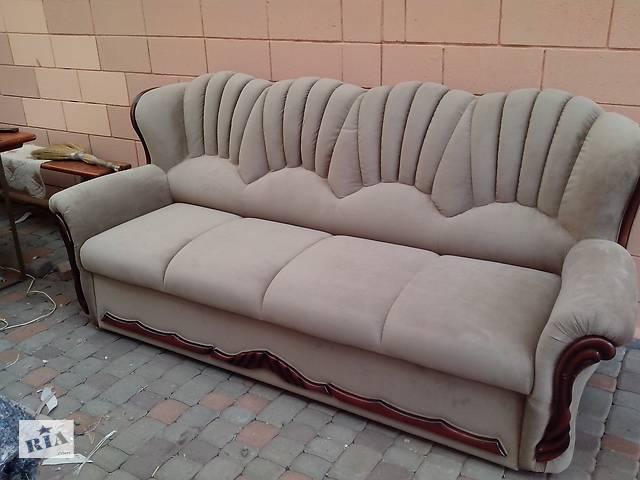 продам Перетяжка мебели бу в Броварах