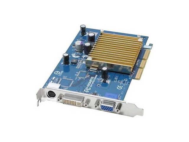 бу Gigabyte AGP GeForce 6200. в Киеве