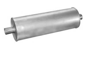 Глушитель задний Mersedes 207D (Polmostrow) A6014901901