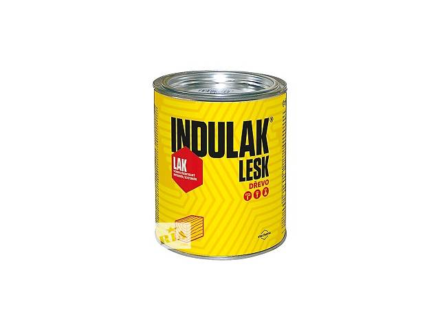 продам Глянцевый полиуретановый лак для дерева на водной основе INDULAK LESK, чешского производства. бу в Львове