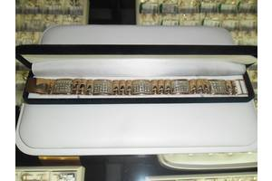 б/у Мужские браслеты из золота
