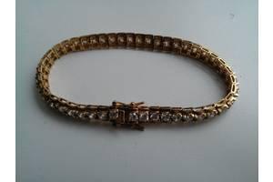 Нові Позолочені жіночі браслети
