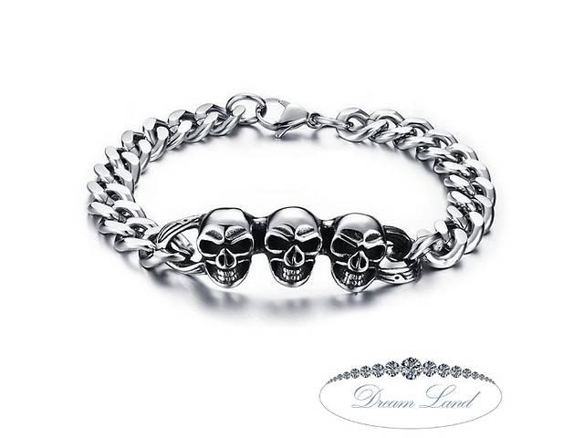 бу Медицинская сталь! Стильный мужской браслет подарок для парня, мужчине, брату или другу, любимому и любимой сюрприз в Червонограде