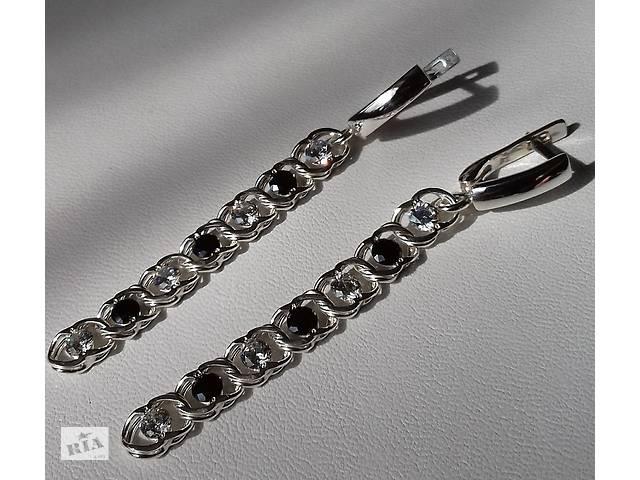 купить бу Серьги серебро 925 в Одессе