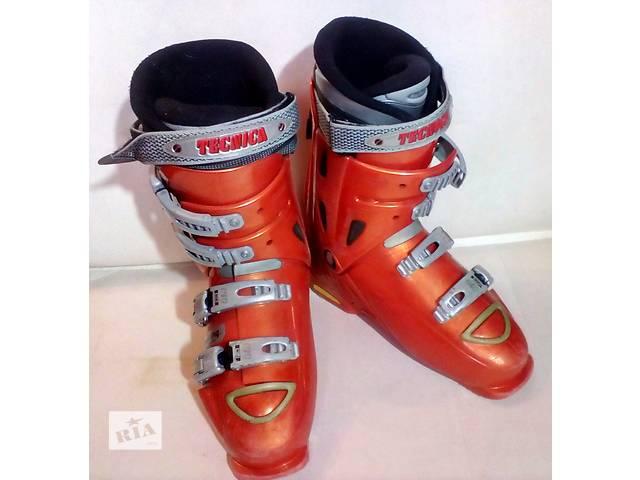 бу Горнолыжные ботинки Tecnica 42 р (27см) в Мукачево