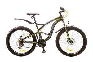 Новые Велосипеды-двухподвесы