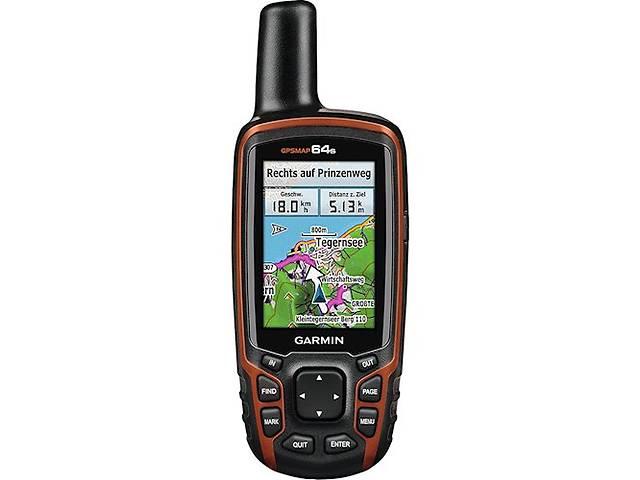 GPS-навігатор GARMIN GPS Map 64s- объявление о продаже  в Самборі