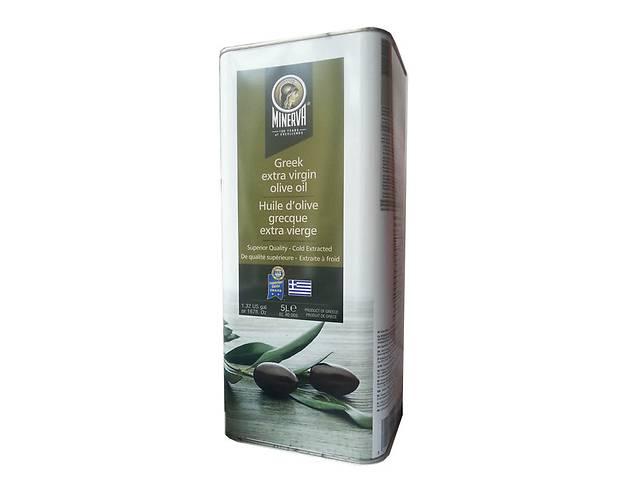 Греческое оливковое масло TM Minerva 5л- объявление о продаже  в Киеве