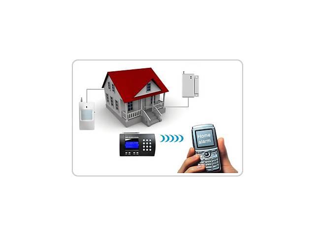 продам Установка сигнализаций GSM, видеонаблюдение бу в Волынской области