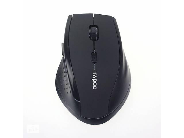 купить бу 2.4GHz Wireless Portable Optical Mouse RAPOO - Миша комп'ютерна бездротова, нова в Львове