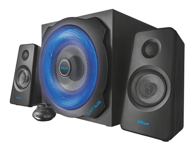 Акустическая система Trust GXT 628 2.1 Illuminated Speaker Set Limited Edition Black (TR20562) (F00137372)- объявление о продаже  в Киеве