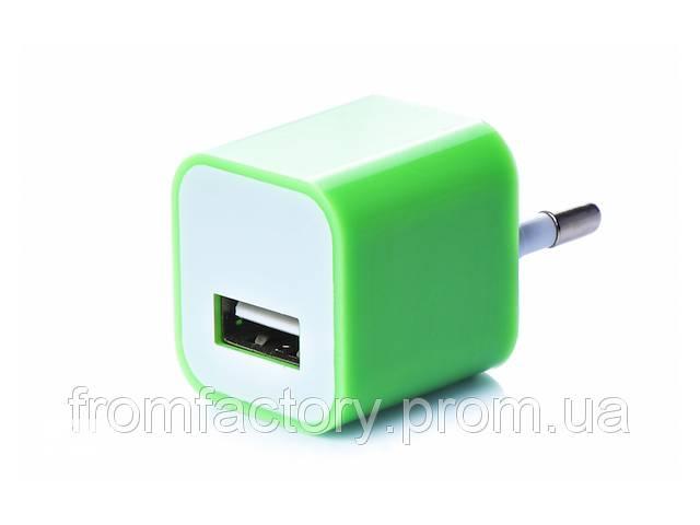 продам Блок питания 5Вт/1А (USB, разные цвета) 5:Салатовый бу в Харькове