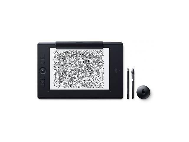 Графический планшет Wacom Intuos Pro Paper L (PTH-860P-N/R)- объявление о продаже  в Киеве