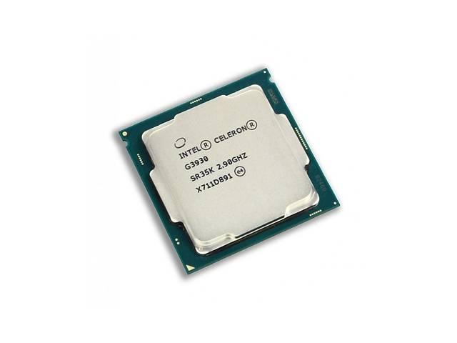 бу  Intel Celeron G3930 2.9GHz/8GT/s/2MB  в Полтаве