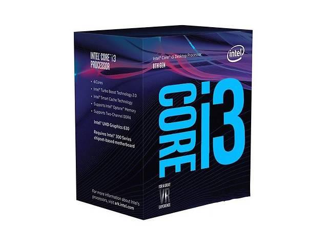 Процессор Intel Core i3-8100 (BX80684I38100)- объявление о продаже  в Харькове