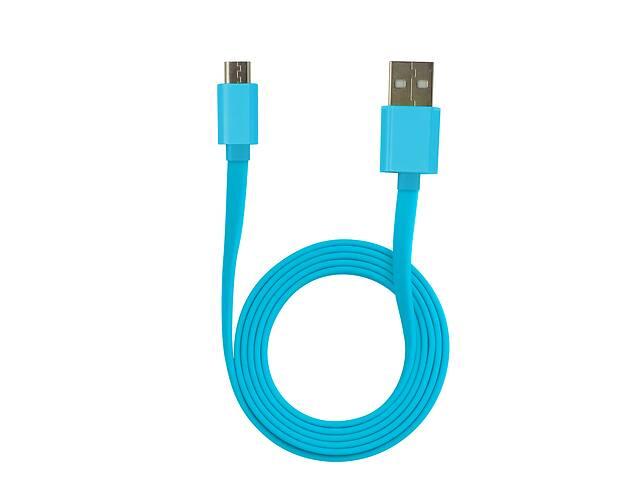 купить бу Кабель Jabees UCD101 Micro-USB to USB 1 м Blue (PIxF14676) в Киеве