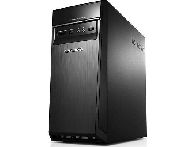 бу Персональный компьютер Lenovo Ideacentre 300 (90DA00SGUL); Intel Pentium G4400 (3.3 ГГц) / RAM 4 ГБ / HDD 1 ТБ / NVID... в Харькове